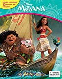 img - for Moana Busy Book book / textbook / text book