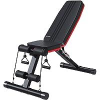 Ativafit Verstelbare Gewicht Bench voor Full Body Workout Multifunctionele Utility Gewicht Bench Opvouwbare Platte Bench…