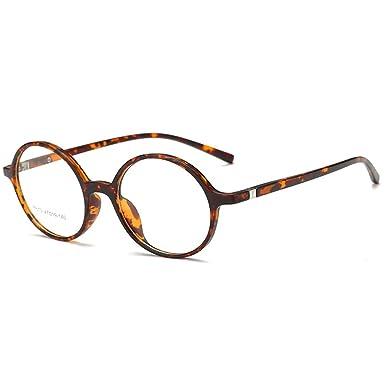 Hot Cool Glasses Frame Men Round Vintage Eyeglasses Frames Women ...