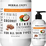 Herbal Unity - Anti Cellulite Cream - Advanced and Powerful Superfood Natural Vegan