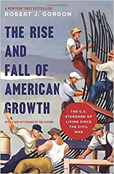 image for The Rise and Fall of American Growth: The U.S. Standard of Living since the Civil War (The Princeton Economic History of the Western World)
