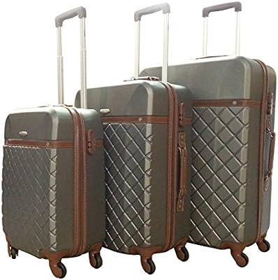 Benzi Juego de maletas, weiss (blanco) - BZ-4599