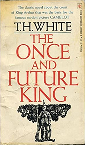 the once and future king audiobook