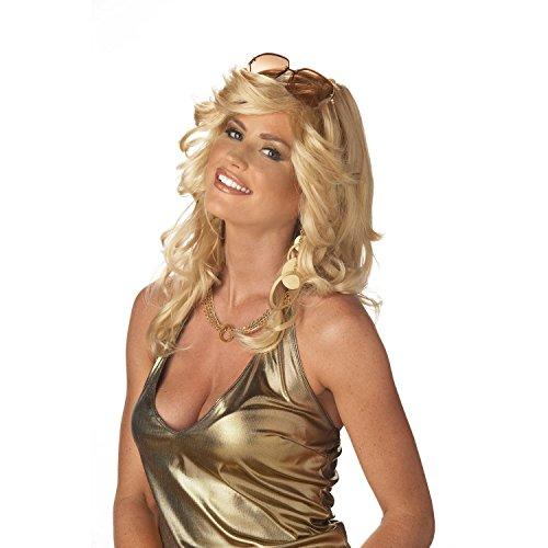 Disco Mama Costumes (Discorama Mama Wig Costume Accessory)