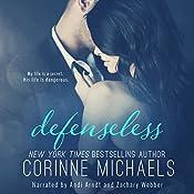 Defenseless: The Salvation Series, Book 5   Corinne Michaels
