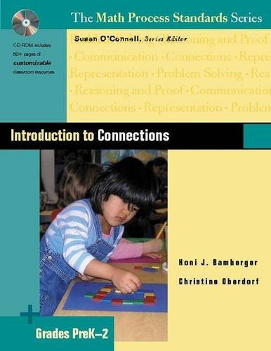 Process Math Series Standards (Introduction to Connections, Grades PreK-2 (The Math Process Standards Series))