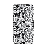 one direction case for iphone 6 - One Direction Tattoos Flip / Wallet Phone Case - iPhone 6 / 6s