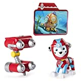 Toys : Paw Patrol Sea Patrol – Light Up Marshall with Pup Pack and Mission Card