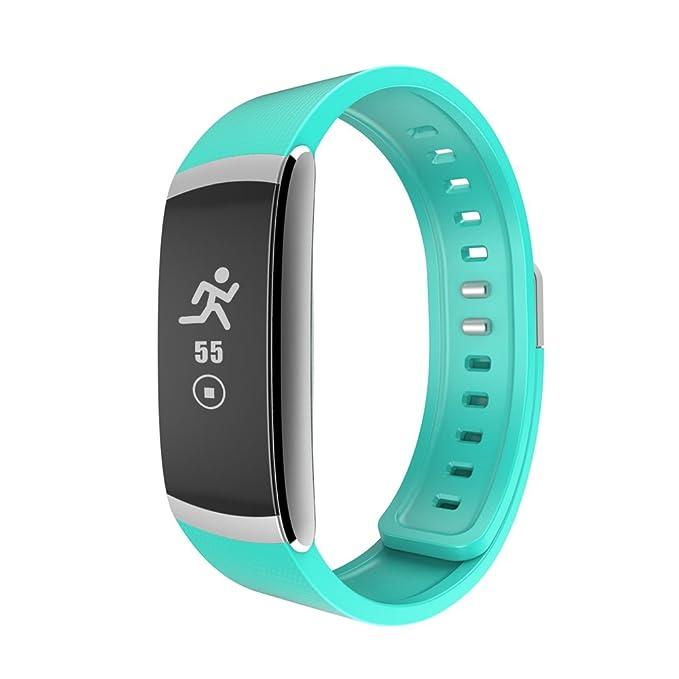 2 opinioni per IWOWNfit touch screen frequenza cardiaca Monitor wristband I6 Pro bluetooth