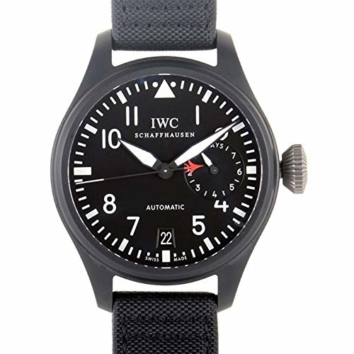 IWC-Pilot-automatic-self-wind-mens-Watch-IW501901-Certified-Pre-owned