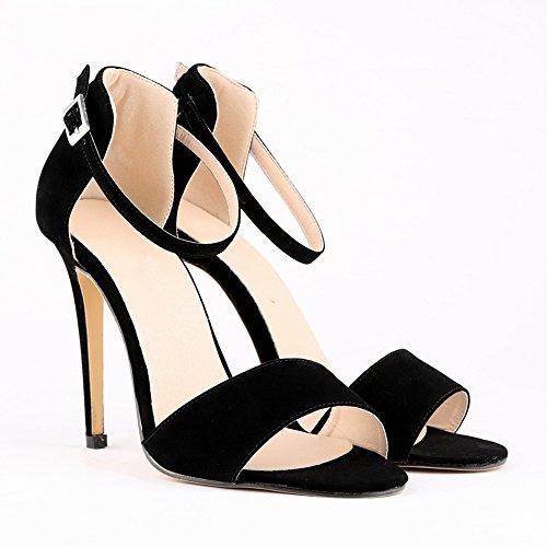DULEE - Zapatos con tacón mujer naranja