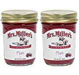 amish made jelly - Mrs. Miller's Amish Homemade Plum Jelly, 9 oz - Pack of 2 (Boxed)