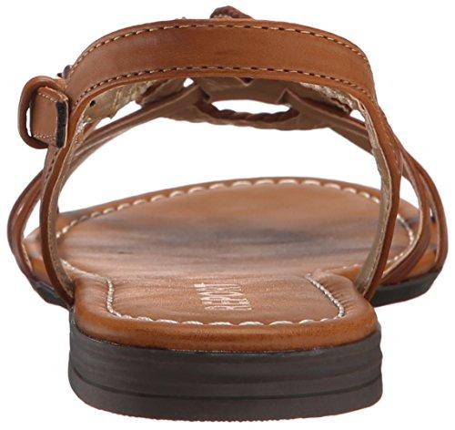 Rapport Des Des Femmes Rapport Garam Tan Sandale Sandale Plate Femmes Plate Tan Garam YAqpR8