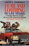 SDCC 2015 Exclusive Hunter S Thompson'f Fear and Loathing in Las Vegas Graphic Novel Preview Comic Book