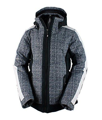 Obermeyer Women's Valerie Jacket Black - Advantage Soft Jacket