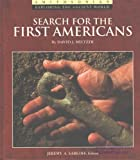 Search for the First Americans, David J. Meltzer, 0895990350