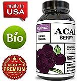 Best Acai Berries - Acai Berry - Detox Cleanse - Antioxidant + Review