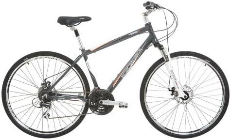 Indigo - Bicicleta híbrida (24 velocidades, de montaña, Urbana ...