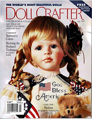 Doll Crafter Magazine, July 1997 (Vol. 13, Issue 3) ()