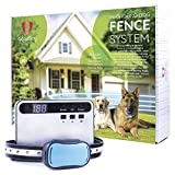 GoodBoy Electric in Ground Dog Fence - Wireless Invisible Perimeter System with 2 Collars - Best for Safe Hands-Off Dogs and Pets Containment (20+ lbs)