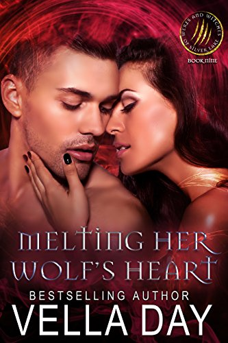 Melting Her Wolf's Heart: A Hot Paranormal Fantasy Saga with Witches, Werewolves, and Werebears (Weres and Witches of Silver Lake Book 9)]()