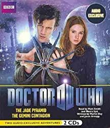 (Doctor Who: The Jade Pyramid & the Gemini Contagion: The New Adventures, Vol. 2) By Day, Martin (Author) compact disc on (03 , 2011)