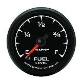 Auto Meter 5910 ES 2-1/16'' Universal Stepper Full Sweep Electric Fuel Level Programmable Empty - Full Range Gauge