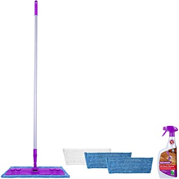 Rejuvenate 5-piece Dust Mop