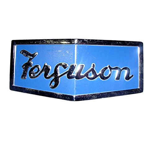 Complete Tractor Emblem For Massey Ferguson Te20; Tea20; To20; To30