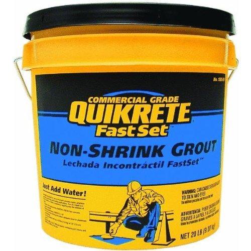(Quikrete #158520 20LB FS No Shrink)