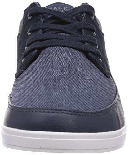 JACK & JONES Jjbrad Mixed Low Sneaker Dress Blues - Zapatillas Hombre Dress Blues