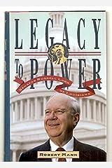 Legacy to Power: Senator Russell Long of Louisiana Hardcover