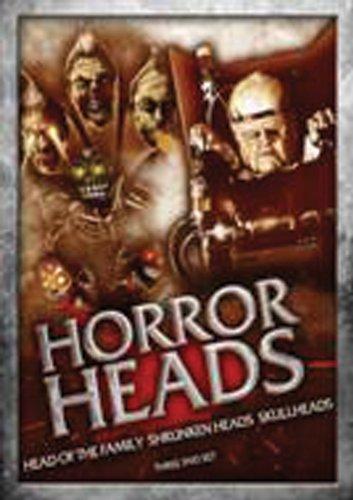 (Horror Heads! 3 Pack Set)