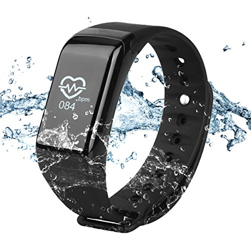 WinBridge Waterproof Bracelet Compatible Exercise