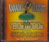 Karaoke Classics/80s & 90s