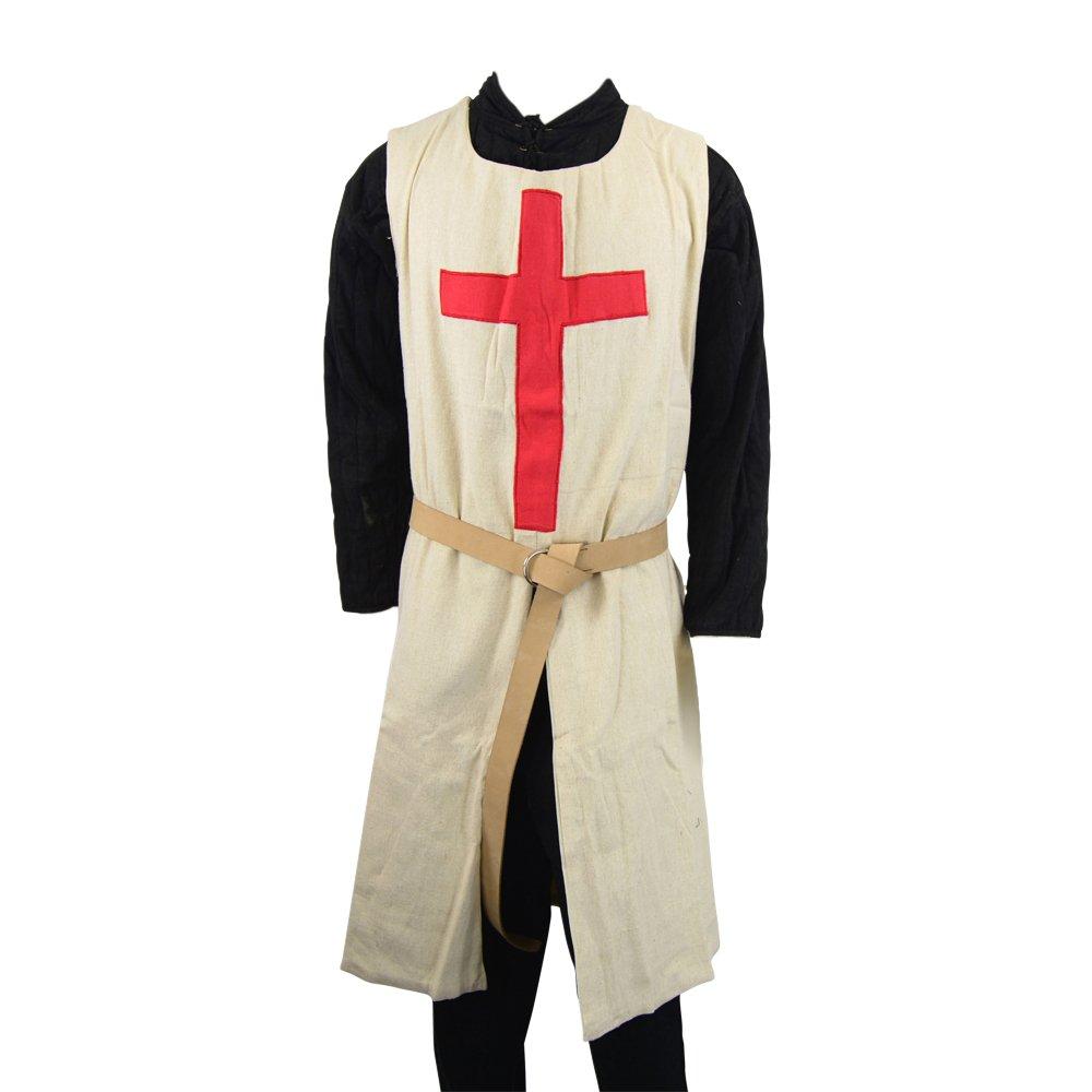 Armor Venue Cotton Templar Tabard White One Size
