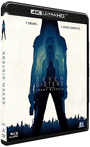 What Happened To Monday [4K Ultra HD + BD] aka Seven Sisters