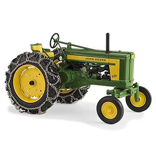 John Deere ERTL 1/16 620 Tractor with Chains Prestige (John Deere Pedal Tractor Parts)