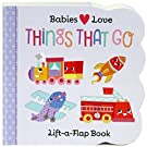Things That Go: Flip-a-Flap Board Book (Babies Love)