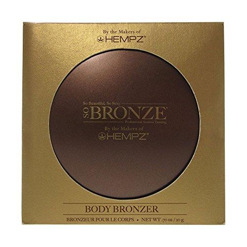 Hempz Bronze Compact Bronzer Shimmer product image