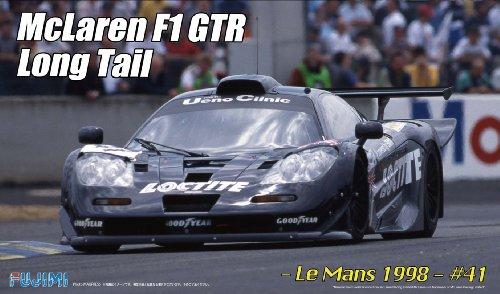 1/24 Real Sports Car Series No.57 McLaren F1 GTR Long Tale Le Mans 1998 #41