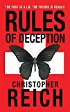 Front cover for the book Rules of Deception by Christopher Reich
