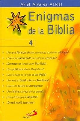 Enigmas de La Biblia 4 (Spanish Edition)