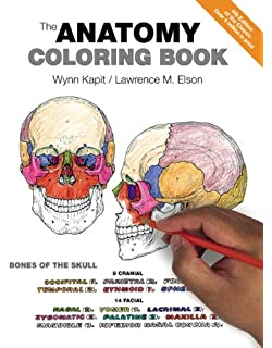 the anatomy coloring book - Physiology Coloring Book
