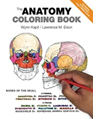 Why use this coloring book?   For more than 35 years, The Anatomy Coloring Book has been the #1 best-selling human anatomy coloring book!A useful tool for anyone with an interest in learning anatomical structures, this concisely written te...