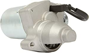 DB Electrical SCH0066 Starter Compatible with/Replacement for Kohler Engine SCH395 Lawn Garden