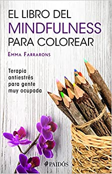 Book El Libro de Mindfulness Para Colorear