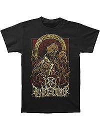 Thy Art Is Murder Men's Evil Pope T-shirt XXX-Large Black