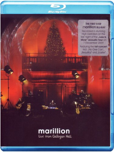 Marillion - Live From Cadogan Hall [blu-Ray] - Zortam Music