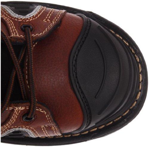 Thorogood Composite Safety Toe Gen Flex 804-4445 6-Inch Work Boot, Brown, 10 M US